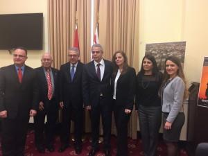 Kıbrıslı Türk günü Washington'da kutlandı